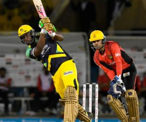 TKR vs JT Live Streaming 3rd Match of CPL 2018