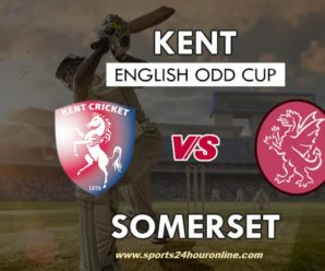 Kent vs Somerset Live Stream on Sky Sports, Sony Six TV Channels