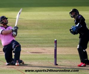 MDX vs SUS Live Streaming South Group T20 Blast 2018