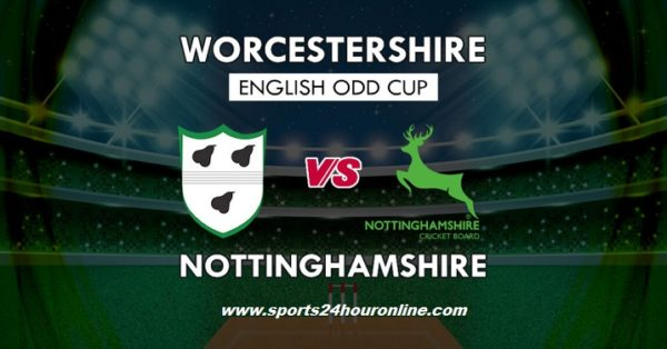 Nottinghamshire vs Worcestershire Live Stream T20 Blast 2018