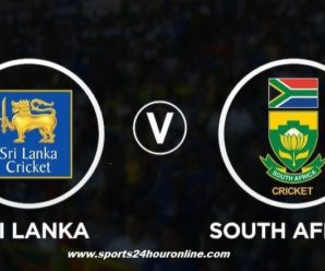 Sri Lanka vs South Africa Live Streaming Only T20I
