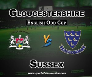 SUS vs Gloucs Live Stream South Group T20 Blast 2018