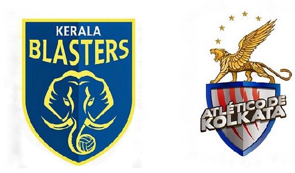 ATK vs Kerala Blasters FC Live Streaming First ISL Match of 2018-19