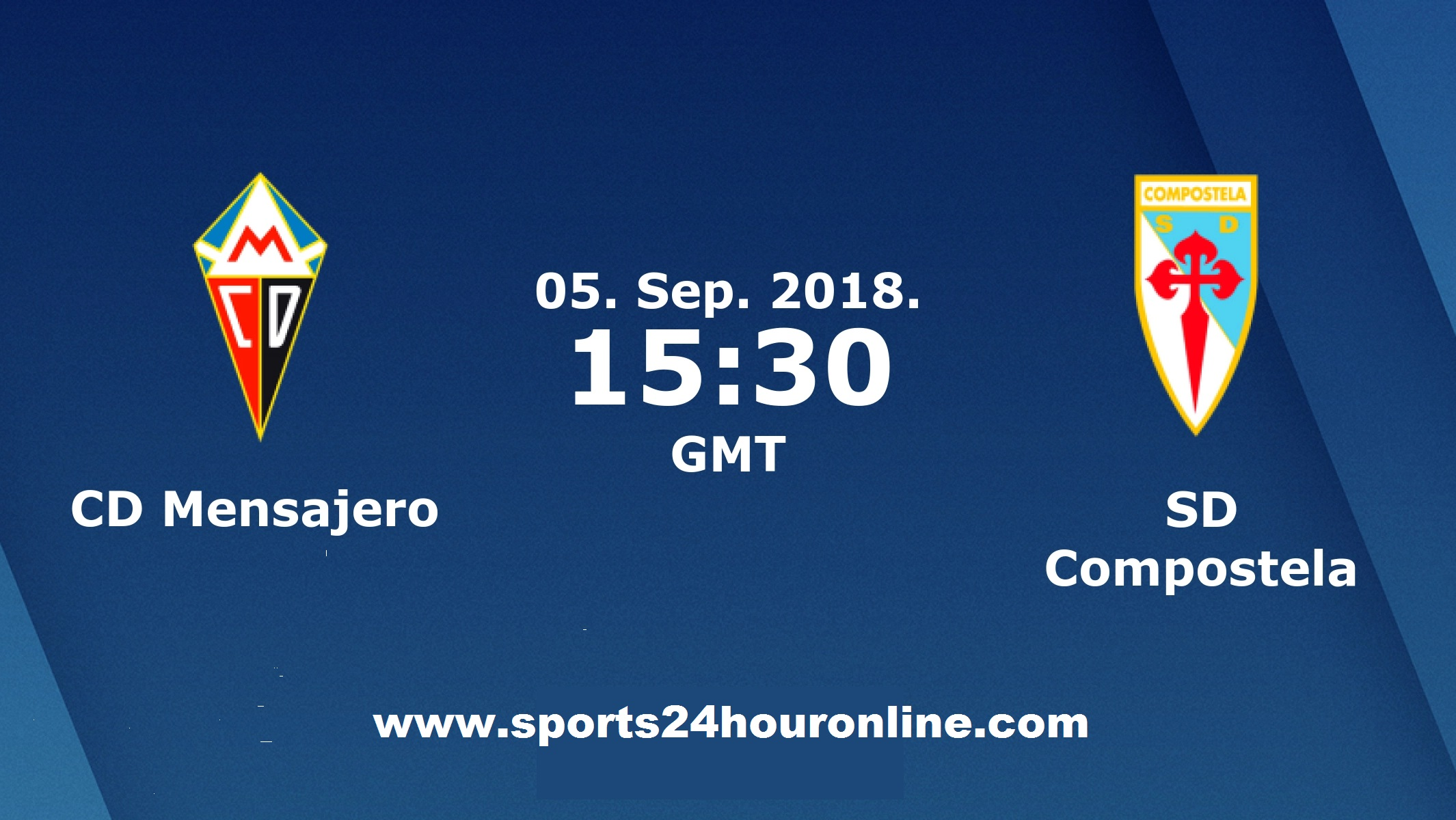 Mensajero vs Compostela Live Streaming Football Match of Copa Del Rey