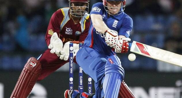 England vs West Indies T20I