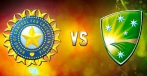 Live Telecast india vs australia