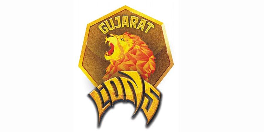 Gujarat Lions Team Best Logo