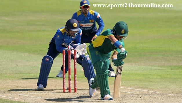 South Africa vs Sri Lanka 4th ODI Live Score Today