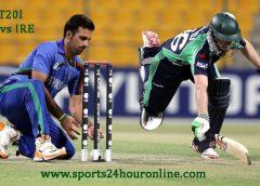AFG vs IRE 1st T20I Highlights