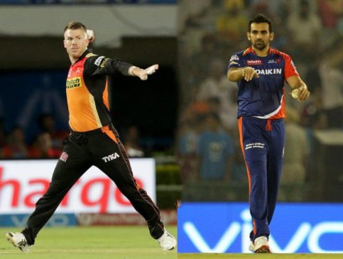 Sunrisers Hyderabad vs Delhi Daredevils