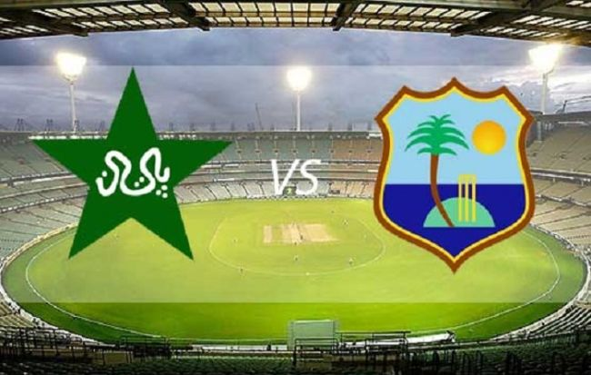 WI vs PAK 1st ODI