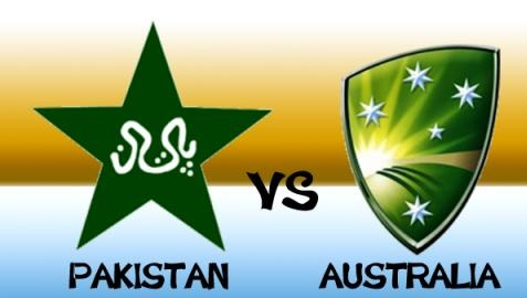 AUS vs PAK Today Live 4th Match