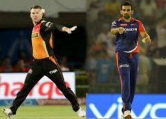 DD vs SRH Today Live IPL Match
