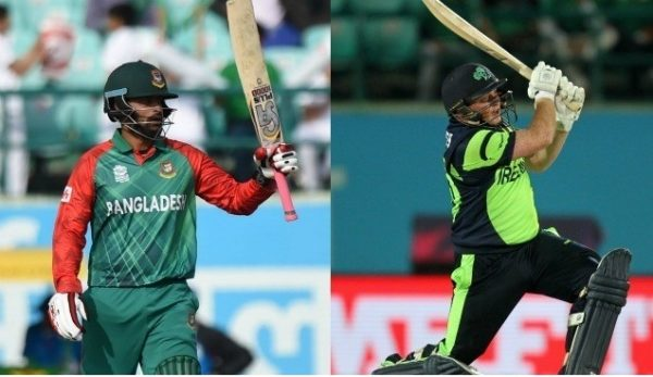 IRE vs Ban Today Live Match
