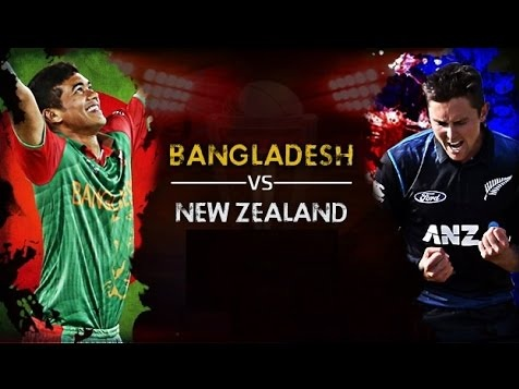 BAN vs NZ Today Live Match