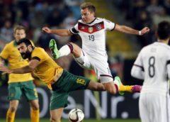 Australia vs Germany