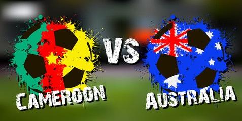 Cameroon vs Australia Live Cricket Score