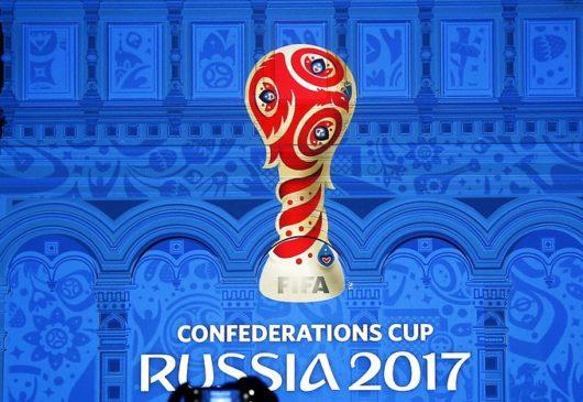 Fifa Confederation Cup 2017