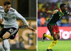 Germany vs Cameroon