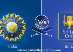 India vs Sri Lanka Team Player