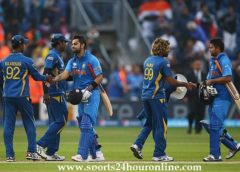 India vs Sri Lanka Live Cricket Match