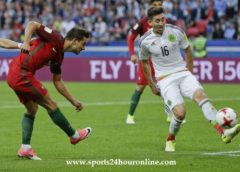 Mexico vs Russia Today Live streaming Football Match 24 June 2017