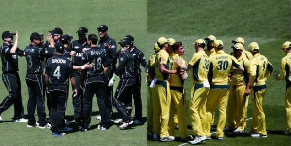 AUS vs NZ 2nd Live Streaming Match