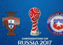 Portugal vs Chile Live Broadcast