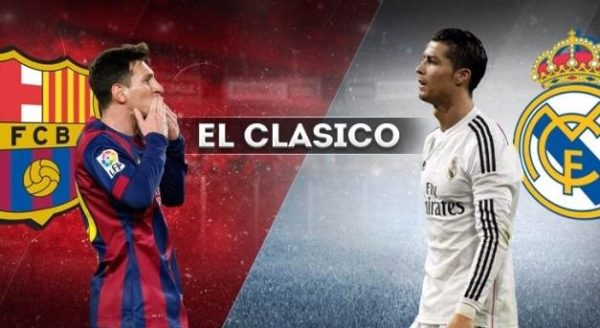 Barcelona vs Real Madrid Live Stream