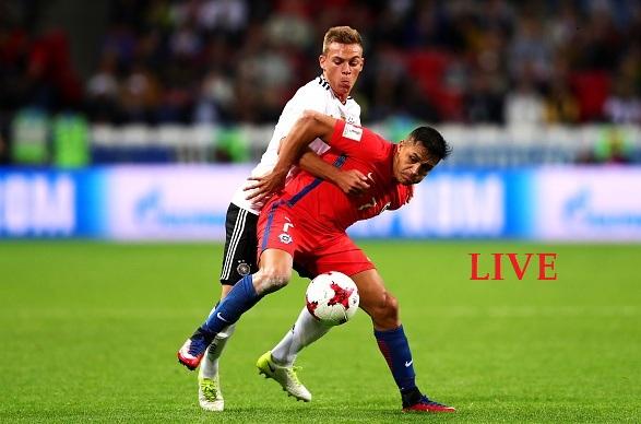 Chile vs Germany