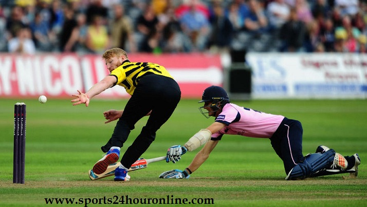 Gloucestershire vs Middlesex