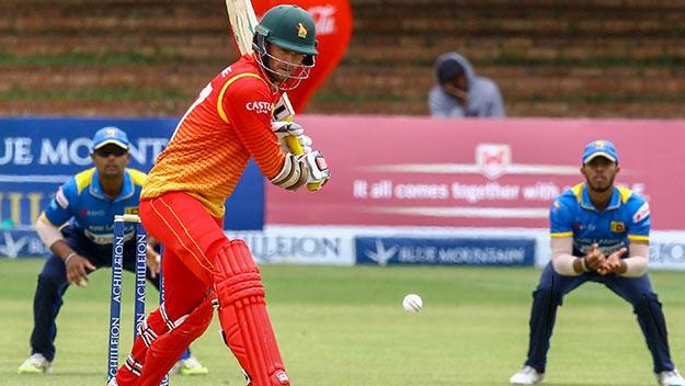 SL vs ZIM 3rd ODI