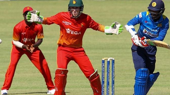 Sri Lanka vs Zimbabwe