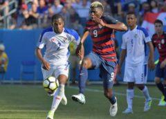 USA vs Martinique