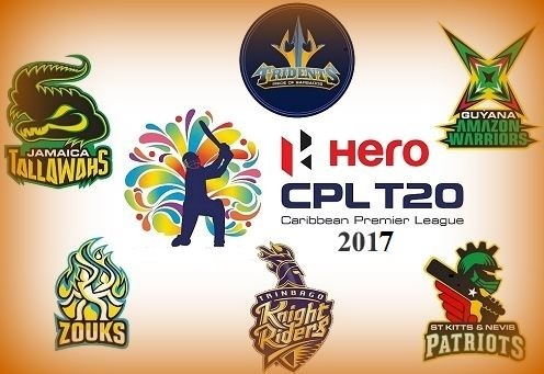 CPL Full Team Squads 2017
