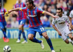 Crystal Palace vs Swansea City Live Streaming on 26 August 2017