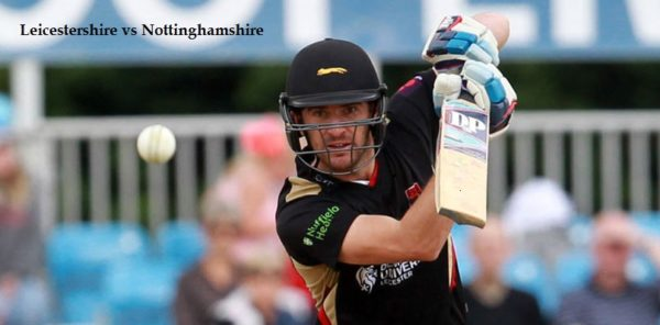 Leicestershire vs Nottinghamshire