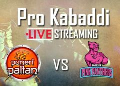 Puneri Paltan vs Jaipur Pink Panthers