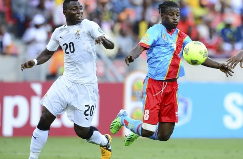 Ghana vs Congo Live Football Match Streaming