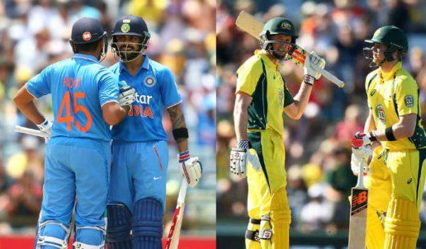 IND vs AUS Live Streaming 1st ODI