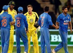 India vs Australia Live Streaming