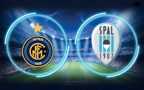 Internazionale vs SPAL