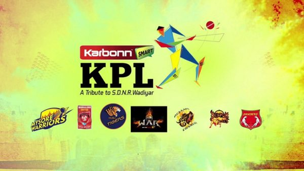Karnataka Premier League 2017 Live Streaming, TV Channels Info