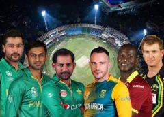 Pakistan vs World XI Live Streaming First T20 Match