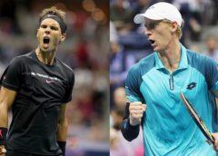 US Open 2017 Rafael Nadal vs Kevin Anderson Live Streaming, Score