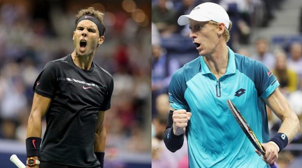 US Open 2017 Rafael Nadal vs Kevin Anderson Live Streaming, Score