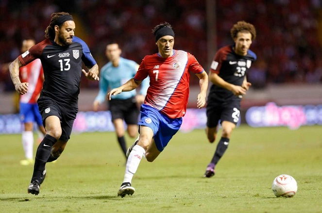 USA vs Costa Rica Live Streaming Fifa World Cup