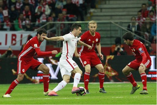Armenia vs Poland Live Streaming Football Match