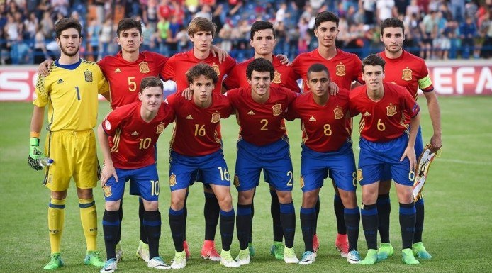 England vs Spain Live Stream FIFA U-17 World Cup