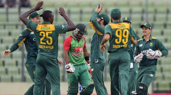 GAZI TV Live Broadcast Bangladesh Tour of South Africa 2017, T20I, Test, ODI